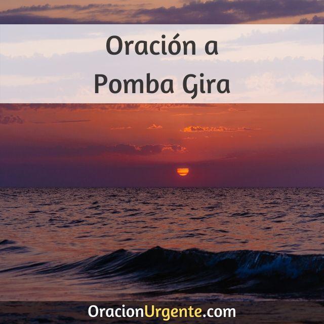 Oración a Pomba Gira