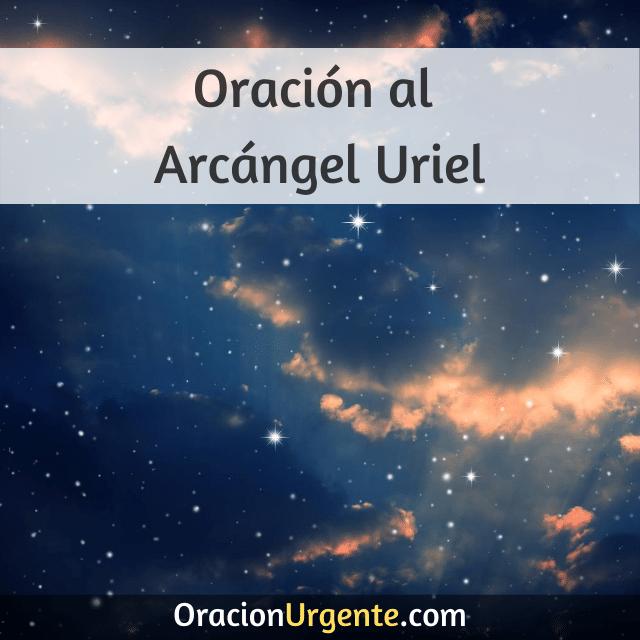Oración al Arcángel Uriel