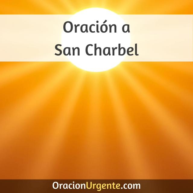 Oracion a San Charbel